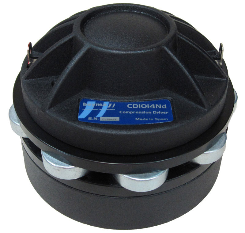 "Głośnik Beyma CD-1014Nd/N 1,4"" 70 W"